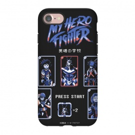 iPhone 8/7  My hero fighter by Ilustrata