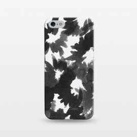 iPhone 5/5E/5s  Black Floral by Caitlin Workman