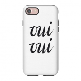 iPhone 8/7  Oui Oui by Caitlin Workman