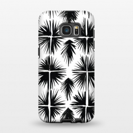 Galaxy S7 EDGE  Radiate Black by Caitlin Workman