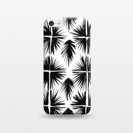 iPhone 5C  Radiate Black by Caitlin Workman