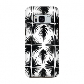 Galaxy S8  Radiate Black by Caitlin Workman
