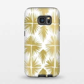 Galaxy S7  Radiate Gold by Caitlin Workman