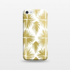 iPhone 5C  Radiate Gold by Caitlin Workman