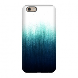 iPhone 6/6s  Teal Ombre by Caitlin Workman