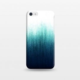 iPhone 5C  Teal Ombre by Caitlin Workman