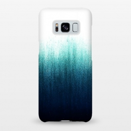 Galaxy S8+  Teal Ombre by Caitlin Workman