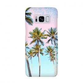 Galaxy S8  Coconut Palms by Uma Prabhakar Gokhale
