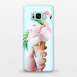 Galaxy S8+  Tropical Ice Cream by Uma Prabhakar Gokhale