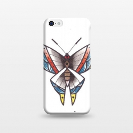 iPhone 5C  butterfly1 by Evaldas Gulbinas
