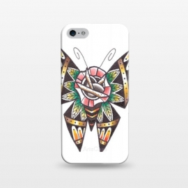 iPhone 5/5E/5s  butterfly 5 by Evaldas Gulbinas