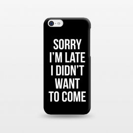 iPhone 5C  Sorry I'm late I didn't want to come by Mitxel Gonzalez