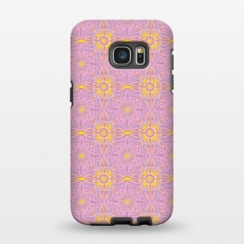 Galaxy S7 EDGE  Indian Rose  by Stefania Pochesci