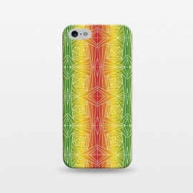 iPhone 5/5E/5s  Reggae by Nacho Filella Design