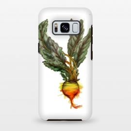 Galaxy S8 plus  The Golden Beet by
