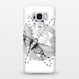 Galaxy S8+  Moth to the Flame by ECMazur