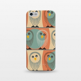 iPhone 5/5E/5s  Little Owls by Nacho Filella Design