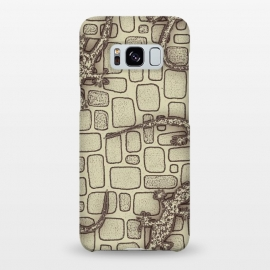 Galaxy S8+  Lizards by Nacho Filella Design