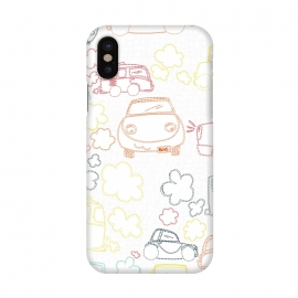 iPhone X  Stitched Cars by MaJoBV ()