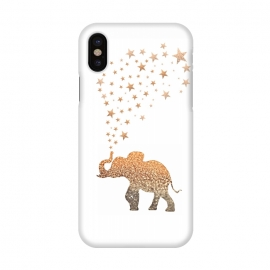 iPhone X  Gatsby Elephant Chain by Monika Strigel ()