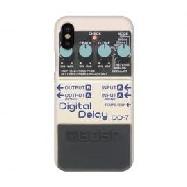 iPhone X  CASE DIGITAL DELAY by  ()
