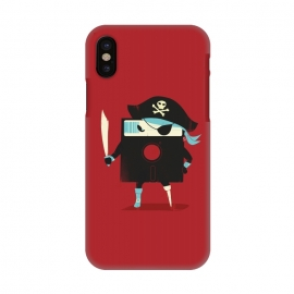 iPhone X  Software Pirate by Jay Fleck