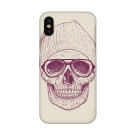 iPhone X  Cool Skull by Balazs Solti ()