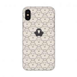 iPhone X  Black Sheep by Davies Babies ()