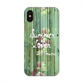 iPhone X  Summer Lover by  ()