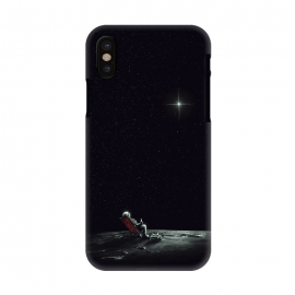 iPhone X  Space Chill by Nicebleed ()