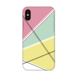 iPhone X  Sugar Angle by Alice Perry Designs ()
