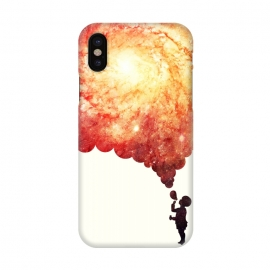 iPhone X  The Universe in a Soap Bubble by Philipp Rietz ()