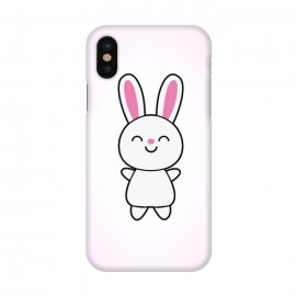 iPhone X  Cute Rabbit Bunny by Philipp Rietz ()