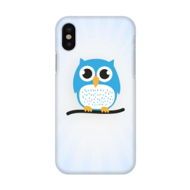 iPhone X  Sweet Cute Owl by Philipp Rietz ()