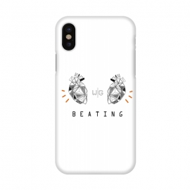 iPhone X  Hearts Capicúa by W-Geometrics ()