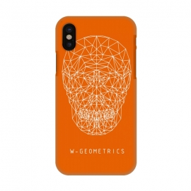iPhone X  Calavera by W-Geometrics ()