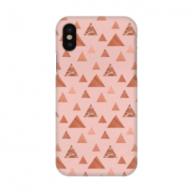 iPhone X  Triangles by Leska Hamaty ()
