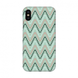 iPhone X  Chevron by Leska Hamaty ()