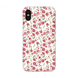 iPhone X  Floral by Leska Hamaty ()