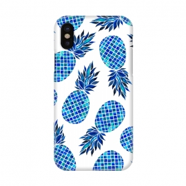 iPhone X  Sea Pineapples by Amaya Brydon ()
