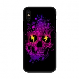 iPhone X  Acid Skull by  ()
