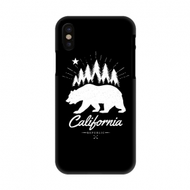 iPhone X  California Republic by Mitxel Gonzalez ()