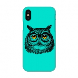 iPhone X  Intellectuowl by  ()