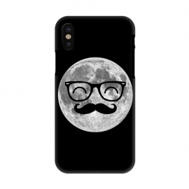 iPhone X  Moonstache by  ()