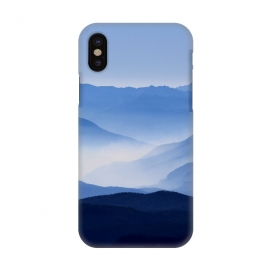 iPhone X  Mountains by  ()