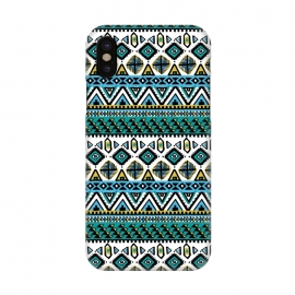 iPhone X  Tribal stripe by Laura Grant ()