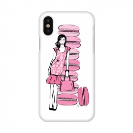 iPhone X  Macaron Lover by  ()