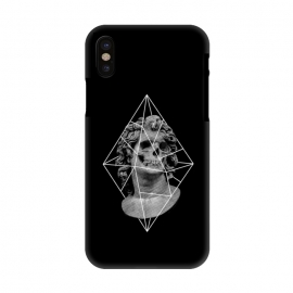 iPhone X  Alexander The Skeleton by Julien Missaire