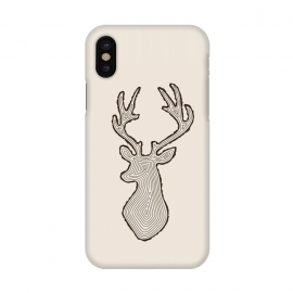 iPhone X  My Deer Tree by Julien Missaire ()