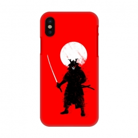 iPhone X  Ghost Samurai by Steven Toang
